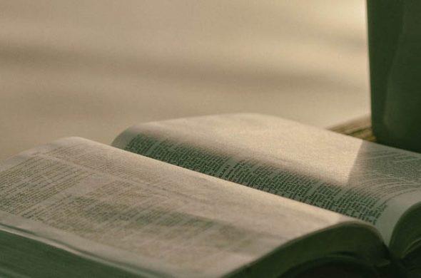 Lectura y estudio de la Biblia