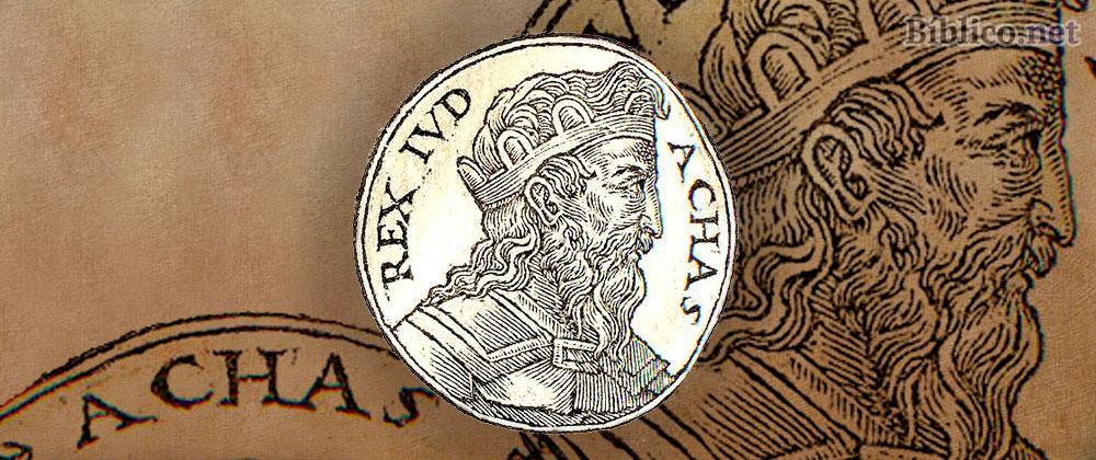 Acaz, rey de Judá