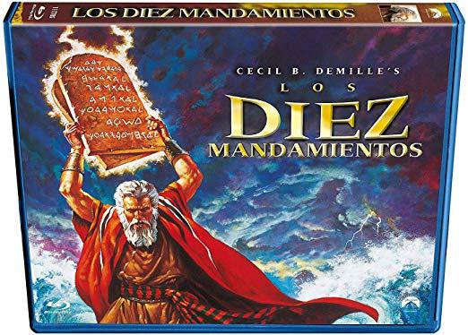 Película  bíblica Los Diez Mandamientos