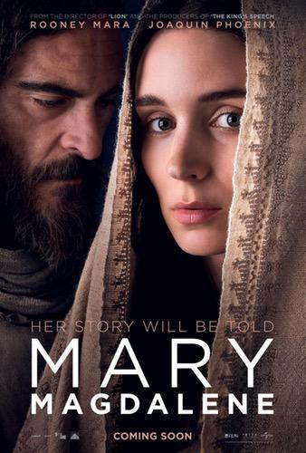 Película María Magdalena de 2018