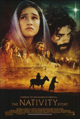 Película Natividad sobre la vida de José y María