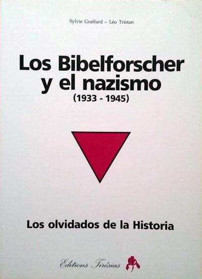 Libro Los Bibelforscher y el nazismo