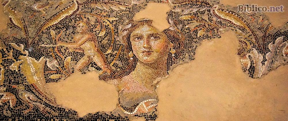Mona Lisa de Galilea (Israel)