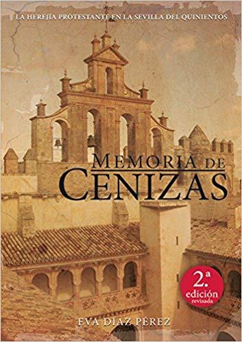 Libro Memoria de cenizas de Eva Días Pérez