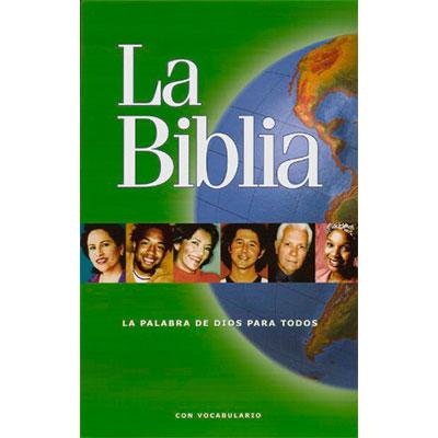 Biblia La Palabra de Dios para todos
