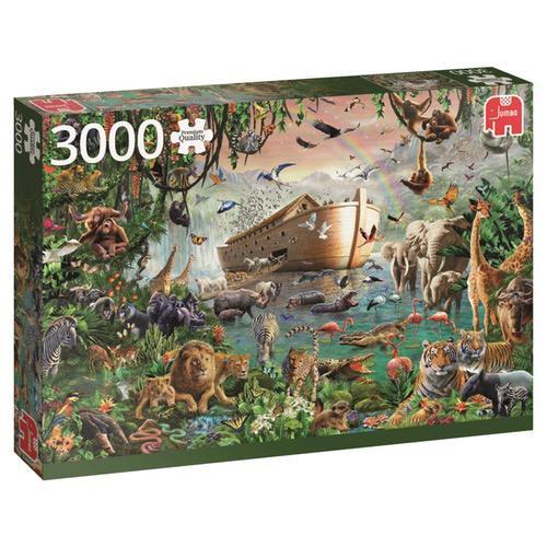 Puzzle del arca de Noé